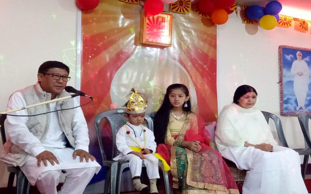 Darjeeling : Janmastami Celebration